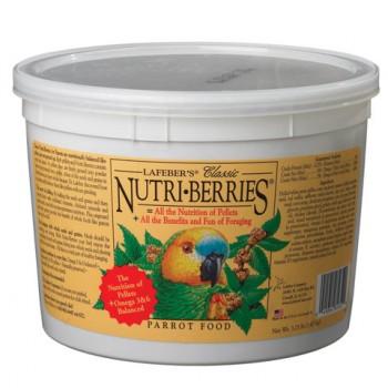 Nutri-Berries Parrot tub