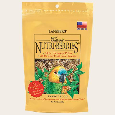 Classic Nutri-berries