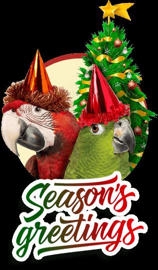 Seasons Greetings from Lafeber