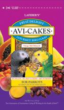 Fruit Delight Avi-cakes for Parrots