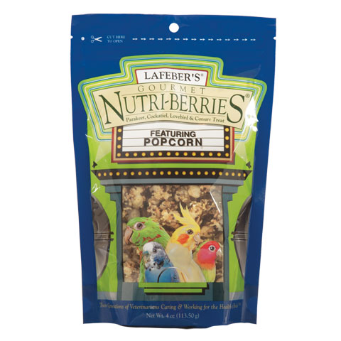 Gourmet Popcorn Nutri-Berries-small bird