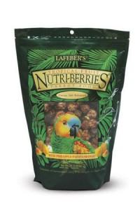 Nutri-Berries Bag Parrot, Nutri-Berries for parrots