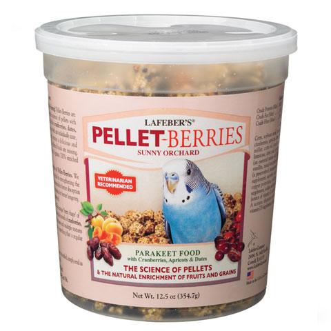 Pellet-Berries Parakeet