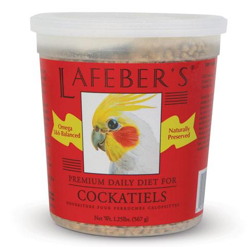 Pellets Cockatiel