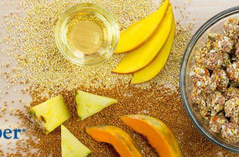 Tropical Fruit Nutri-Berries ingredients