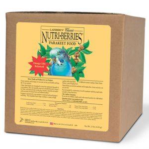 Parakeet Classic Nutri-berries