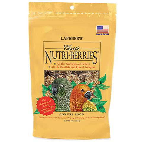 Conure Classic Nutri-berries