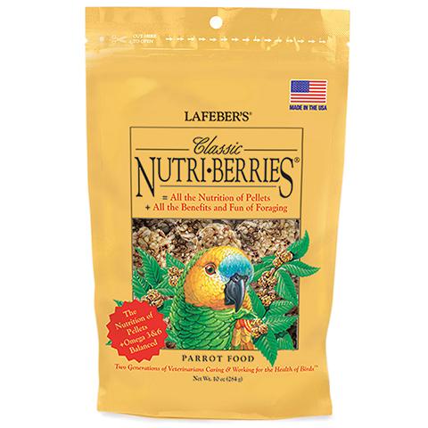 Parrot Classic Nutri-berries