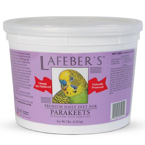 Parakeet Pellets