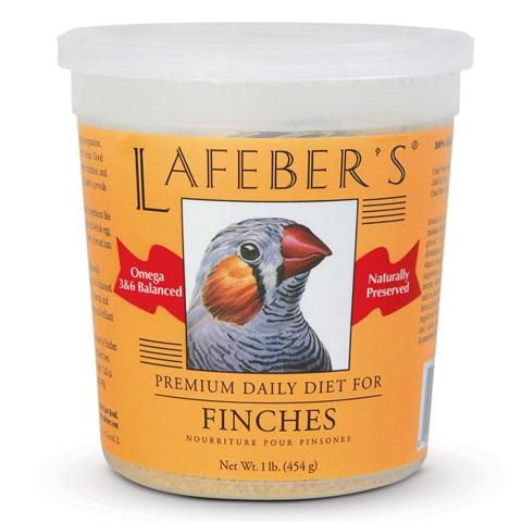 Finch granules