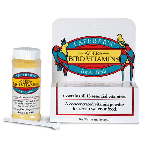bird vitamins