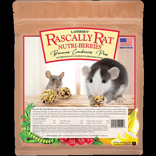 Rascally rat nutri-berries