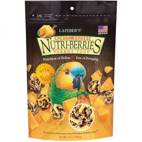 Cheddar Nutri-berries