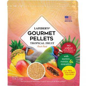3.5lb Finch Tropical Fruit Pellets