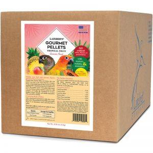 Conure Tropical Fruit Gourmet Pellets 25 lb