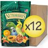 Case of 12 Tropical Fruit Nutri-Berries for Cockatiels 10 oz (284 g)