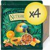 Case of 4 Tropical Fruit Nutri-Berries for Parrots 3 lb (1.36 kg)