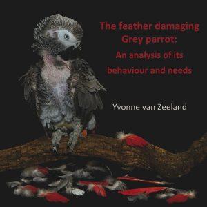 Page de garde de la thèse par le Dr Yvonne RA van Zeeland