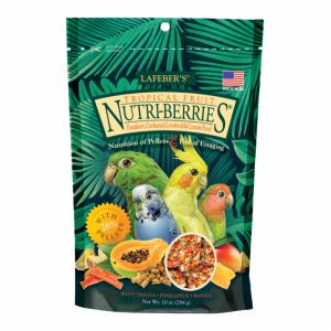 Tropical Fruit Nutri-Berries Small Bird Food