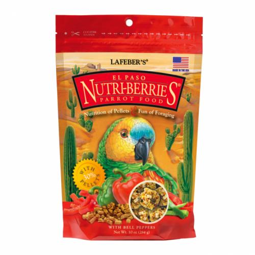 El Paso Nutri-Berries Parrot Food