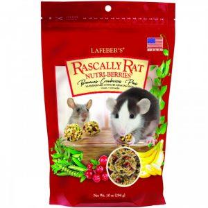 Rascally Rat Nutri-berries 10oz