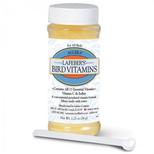 bird vitamins 1.25oz
