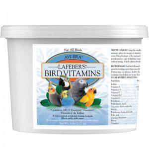bird vitamins 5lb