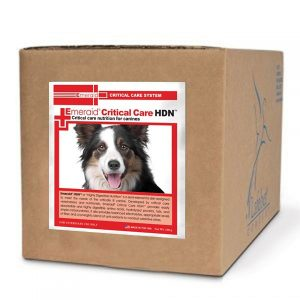 Emeraid Intensive Care HDN Canine case
