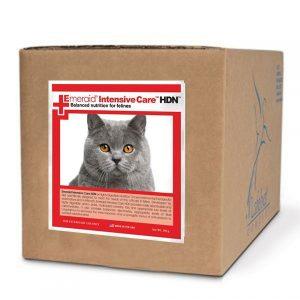 Emeraid Intensive Care HDN Feline case