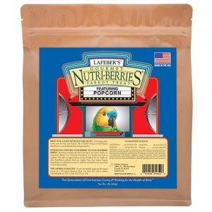 Parrot Popcorn Nutri Berries