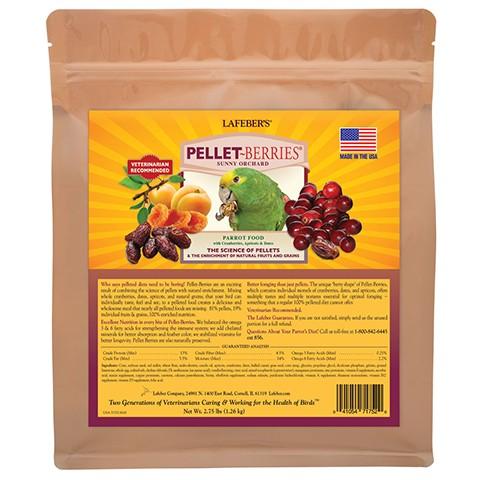 Parrot Pellet Berries