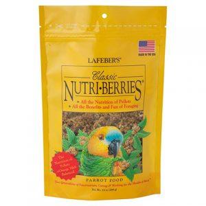 Parrot Nutri Berries