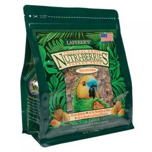 Tropical Fruit Nutri-Berries for Parrots