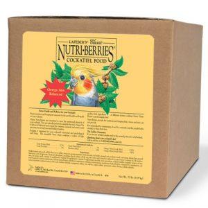 Nutri-Berries para Cacatúas Ninfa