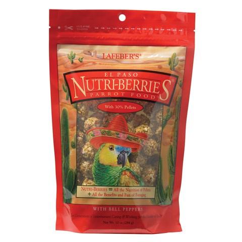 El Paso Nutri-Berries