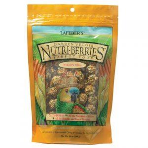 Garden Veggie Nutri-Berries