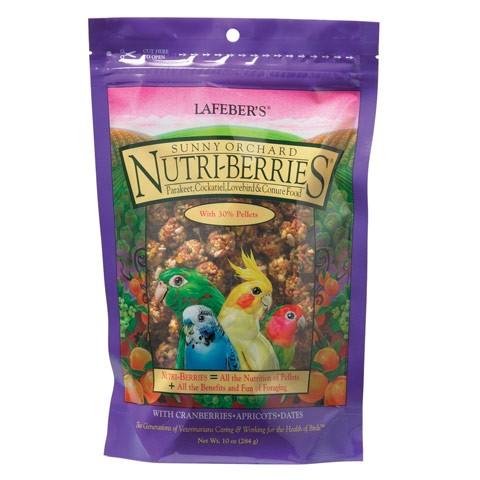 Sunny Orchard Nutri-Berries para Cotorras