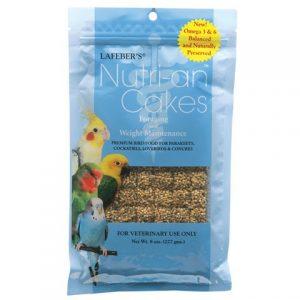 Nutri-an cakes