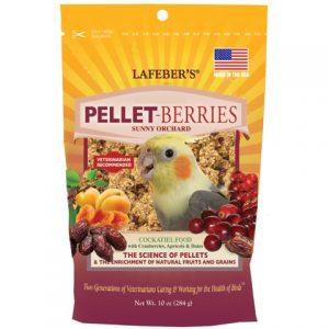 Cockatiel Pellet Berries