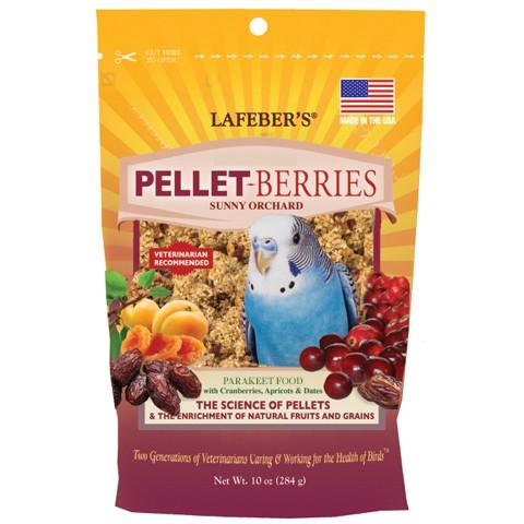 Pellet Berries for Parakeets