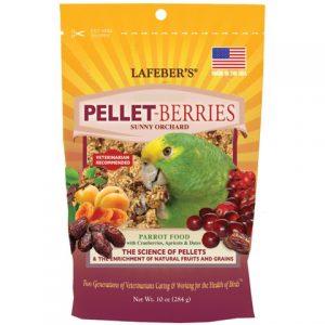 Parrot Pellet-berries