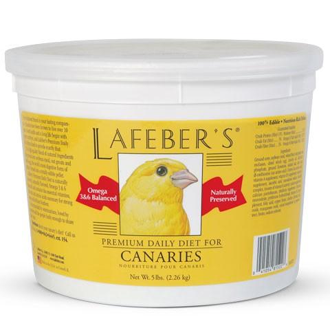 Les Granulés Pour Canari