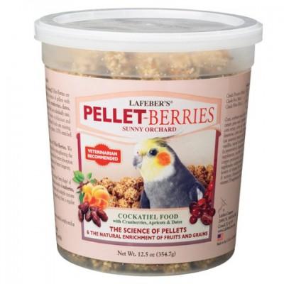 Pellet Berries for cockatiel