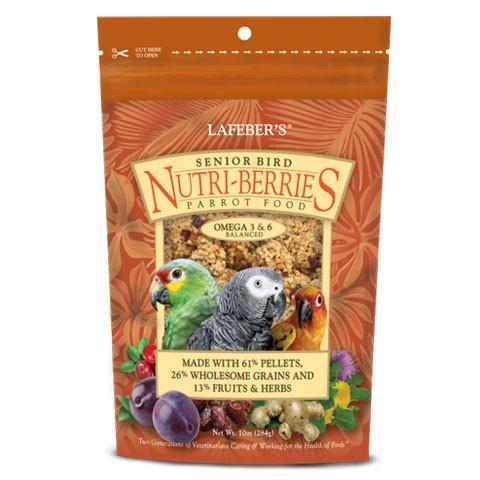 Nutri-Berries para Aves Adultas - Loros