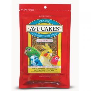 Avi-Cakes Classique pour les Petits Oiseaux