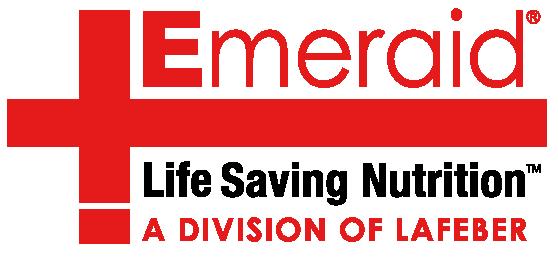Emeraid, life saving nutrition