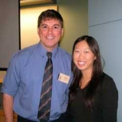 Dr. Geoff Pye & Kelly Lin