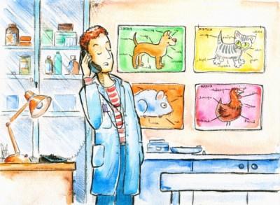 Veterinary answers