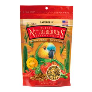 El Paso Nutri-Berries Parro Food