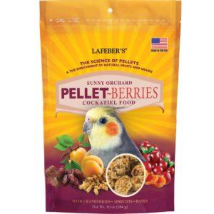 Pellet-Berries Cockatiel Food